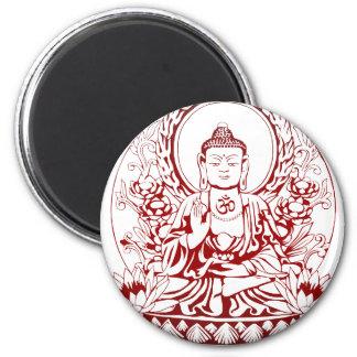 Gautama Buddha Imanes De Nevera