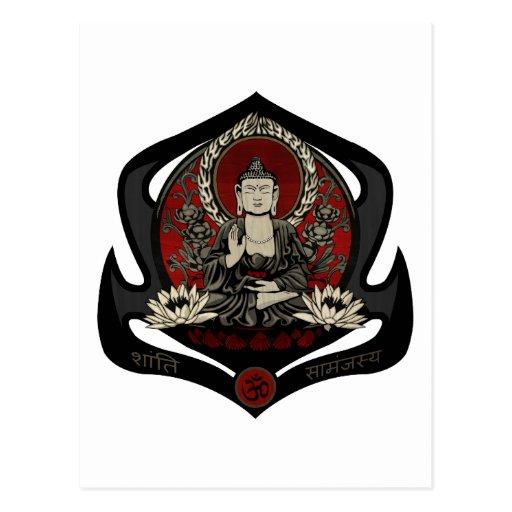 Gautama Buddha Postales