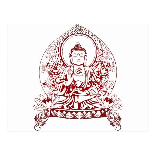 Gautama Buddha Postcard