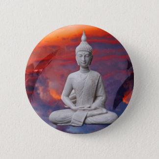 Gautama Siddhartha Buddha Button