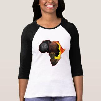 GAV Official Logo Raglan Sleeve Shirt for Women