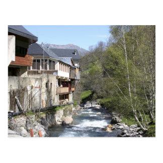Gavarny village postcard