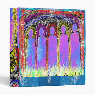 Gave life for our cause - Fond Remembrance 3 Ring Binder
