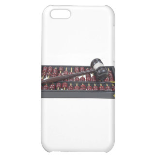 GavelAbacus071611 Case For iPhone 5C