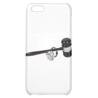 GavelAndEngagementRing071611 iPhone 5C Case