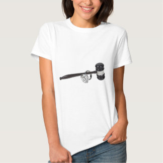 GavelAndEngagementRing071611 Tshirts