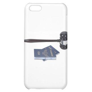 GavelAndPassports071611 iPhone 5C Cover