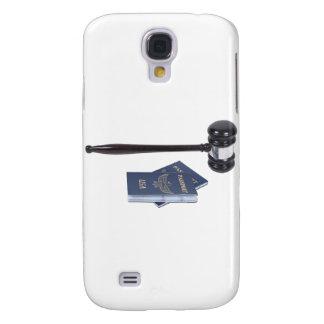 GavelAndPassports071611 Samsung Galaxy S4 Covers
