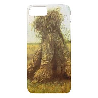 Gavillas de trigo de Vincent van Gogh Funda iPhone 7