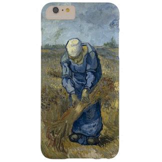 Gavillas obligatorias de la mujer campesina de funda barely there iPhone 6 plus