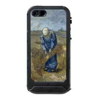 Gavillas obligatorias de la mujer campesina de Van Funda Para iPhone 5 Incipio ATLAS ID