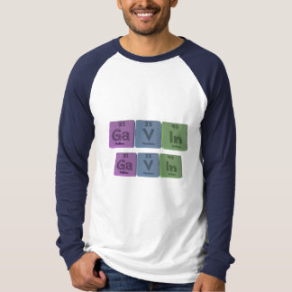 Gavin as Gallium Vanadium Indium T-Shirt