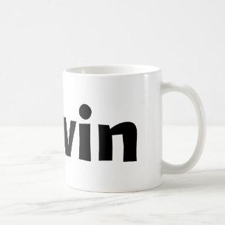 Gavin Coffee Mug