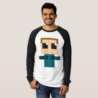 Gavin Life 37 black and white edition T-Shirt