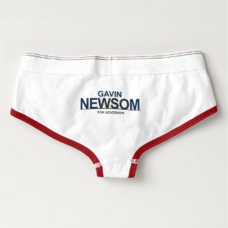 Gavin Newsom for Governor Briefs