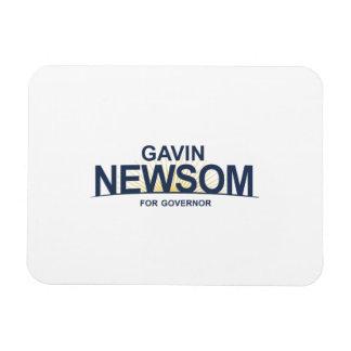 Gavin Newsom for Governor Magnet