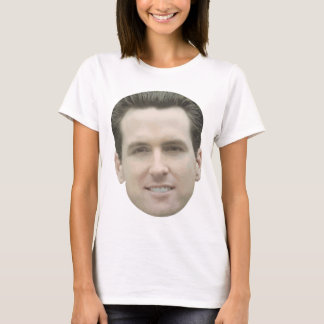 GAVIN NEWSOM  Governor California  (Customizable) T-Shirt