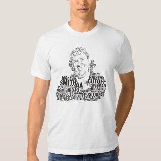 Gavin Poker Face Tee Shirt