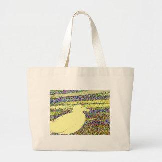 Gaviota amarilla bolsa