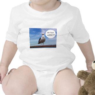 gaviota crédula trajes de bebé