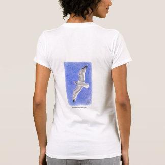 Gaviota de arenques camiseta