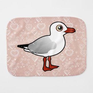 Gaviota de plata de Birdorable Paños Para Bebé