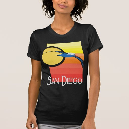 Gaviota de San Diego Camiseta