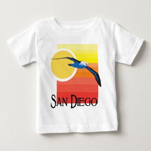 Gaviota de San Diego Playeras