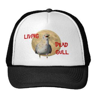 Gaviota muerta viva gorra