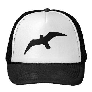 Gaviota seagull gorros bordados