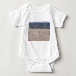 Gaviotas Body Para Bebé