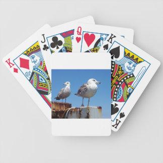 Gaviotas Baraja Cartas De Poker