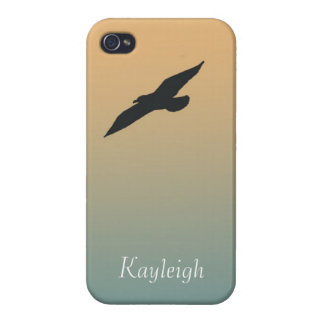 Gaviotas iPhone 4 Carcasa
