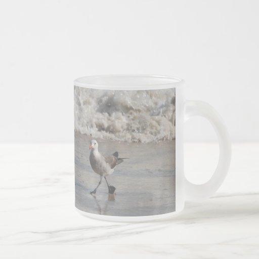 Gaviotas, taza