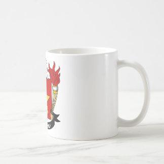 Gavit Family Crest Mug
