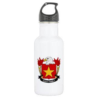 Gavit Family Crest 18oz Water Bottle