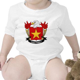 Gavit Family Crest Tee Shirts
