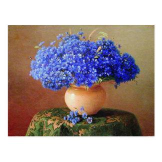 Gavril Kondratenko - Cornflowers Postcard