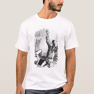 Gavroche had fallen only to rise again T-Shirt