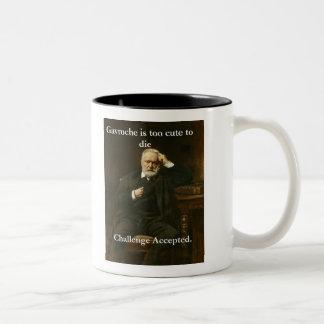 "Gavroche ""Hugo meme"" mug"