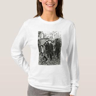 Gavroche Leading a Demonstration T-Shirt
