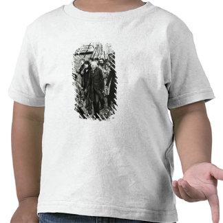 Gavroche Leading a Demonstration T Shirt