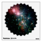 Gaxaxy NGC 1333 Wall Sticker
