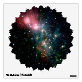 Gaxaxy NGC 1333 Wall Sticker