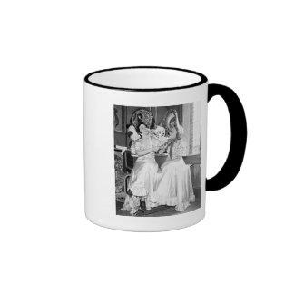 Gay 90's Party, 1930s Coffee Mug