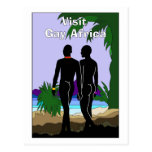 Gay Africa Travel Postcard