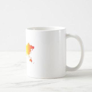 Gay all over the World Coffee Mug