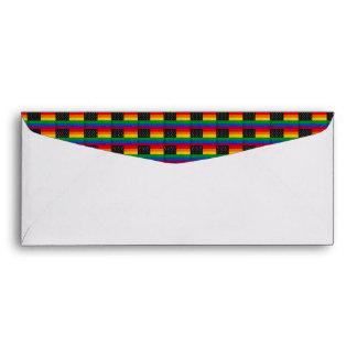 Gay American Flag Envelopes