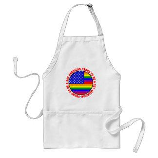 Gay American Gift Apron