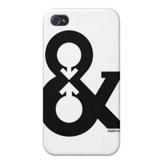 Gay Ampersand Covers For iPhone 4